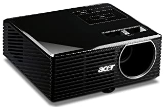 """Acer K10 LED Projector 20000 Hour Lamp Life 2000:1 Contrast Up To 60"""" Projection (B001QF4M7K) 