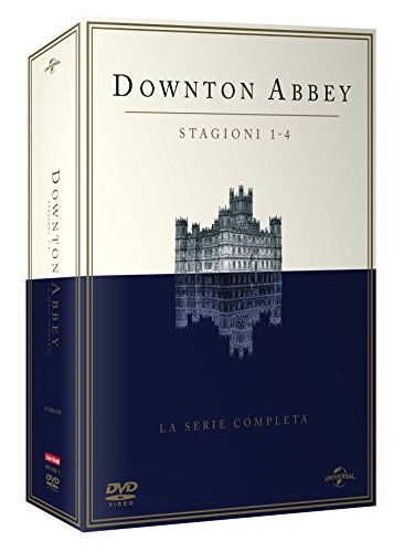 Downton Abbey - Stagione 01-04 (15 Dvd) [Italia]