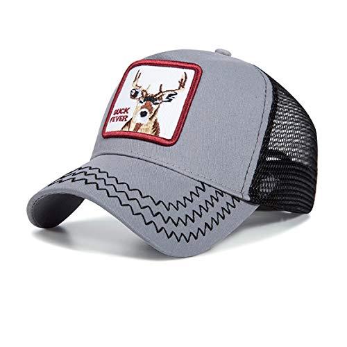 Imagen de winter dong  de béisbol, unisex animales bordado , sombreros de camionero para granja animal  deportiva
