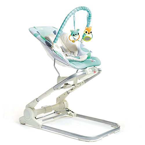 Tiny Love Close To Me Bouncer Sdraietta Neonato con Vibrazione e Carillon Musicale...
