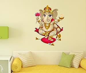 Buy Decals Design  Shree Ganesh  Wall Decal (PVC Vinyl baf0f21fa