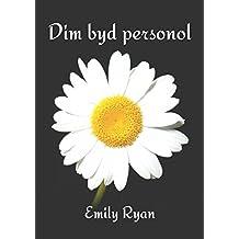 Dim byd personol (Welsh Edition)