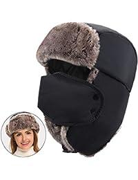 047ffff3986 Amazon.co.uk  Bomber Hats  Clothing