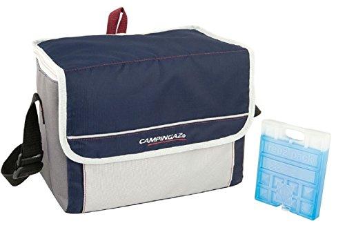 Sparset Campingaz Kühltasche Fold´n Cool 10 Liter + Freez Pack Kühlakku M 20