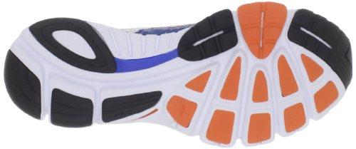 SAUCONY Mirage 3 Chaussures de Running Homme Blanc Cassé - Bianco/Nero/Argento/Blu