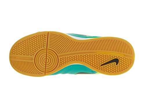 Nike - Jr Tiempox Legend Vi Ic, Scarpe da calcio Unisex – Bimbi 0-24 Verde (Verde (Clear Jade / Black-Volt))