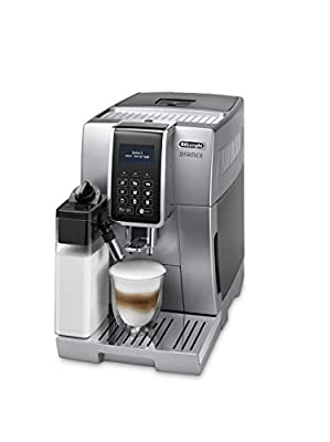 De'Longhi Dinamica, Fully Automatic Bean to Cup Coffee Machine
