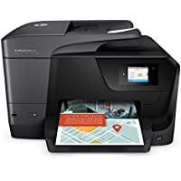 Stampante Multifunzione HP Officejet Pro 8715 (A4, stampante, scanner, fotocopiatrice, fax, HP Instant Ink, WLAN, LAN, (Una Fotocopiatrice Scanner)