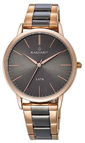 Radiant watch RA424206 Unisex Gray Steel
