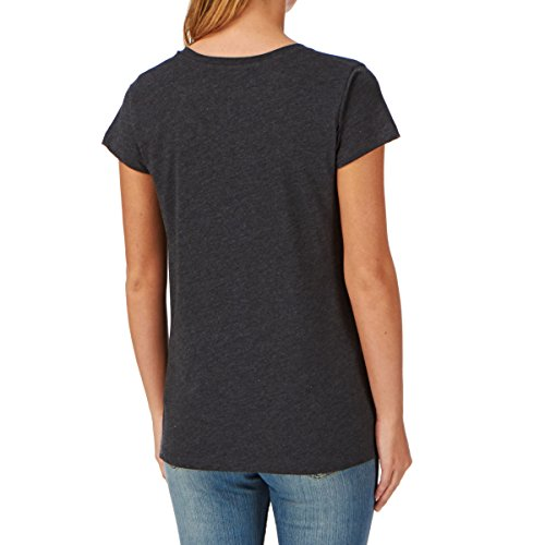Element Elba Girls T-Shirt (simply taupe) Anthrazit