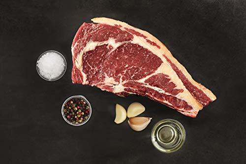 Ochsenkotelett Shell Steak Cote De Beouf Irisch Angus Dry Aged €43,50Kg