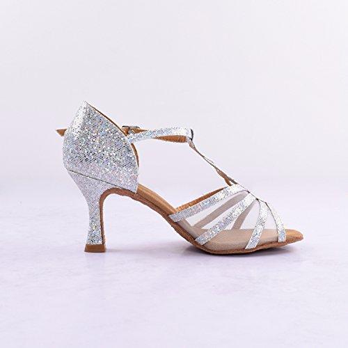 Kevin Fashion , Salle de bal femme Argent - argent