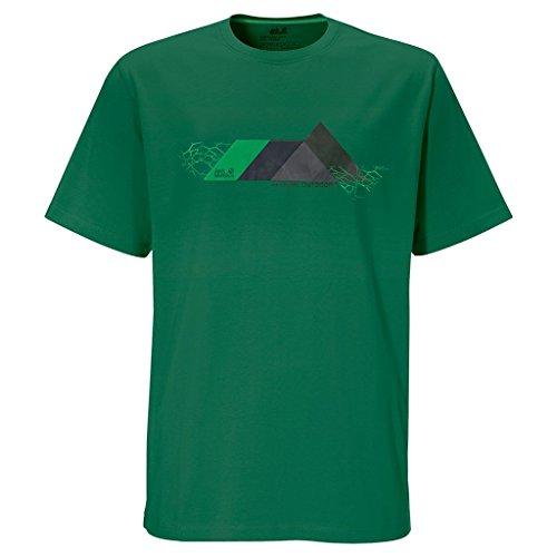 Herren Outdoor-Shirt Marton OC T-Shirt M Grün