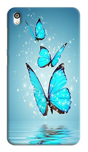 GADGETMATE Panasonic Eluga Arc 2 Printed Designer Slim Light Weight Back Cover Case