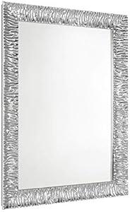 GaviaStore - Julie 70x50 cm - Specchio moderno da parete di altissima qualità - grand arred casa art home deco