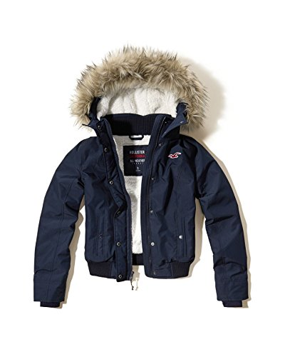 hollister-damen-all-weather-bomber-jacket-jacke-coat-grosse-x-large-navy-623058153