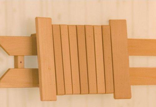 Weka Nur in Verbindung mit Rückenlehnen aus dem Komfortpaket nutzbar