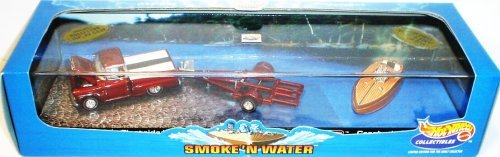 Hot Wheels Collectibles Cool Classics Series 1 Smoke N' Water Set by Hot Wheels