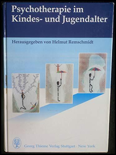 Cover »Psychotherapie im Kindes- und Jugendalter«
