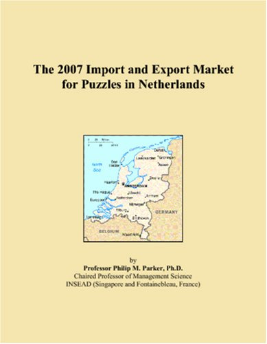 The 2007 Import and Export Market for Puzzles in Netherlands
