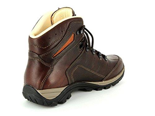 Meindl Schuhe Tessin Identity Men - dunkelbraun 42