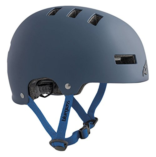 Bluegrass Helm Super Bold,Petrol Blue, 51-55 cm