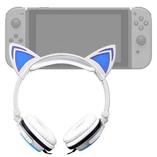 casque-audio-blanc-lumineux-pour-console-de-jeux-nintendo-switch-cran-62-oreilles-de-chat-par-duraga