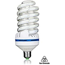 Bro.Light Bombilla LED E27, 30 W equivalente a 250 W, Blanca Fria 6000K, 360 Degree Ángulo de haz, Bombillas LED de 3000 lumens, AC 85~265V