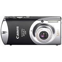Canon Digital IXUS i Zoom Digitalkamera (5 Megapixel) schwarz