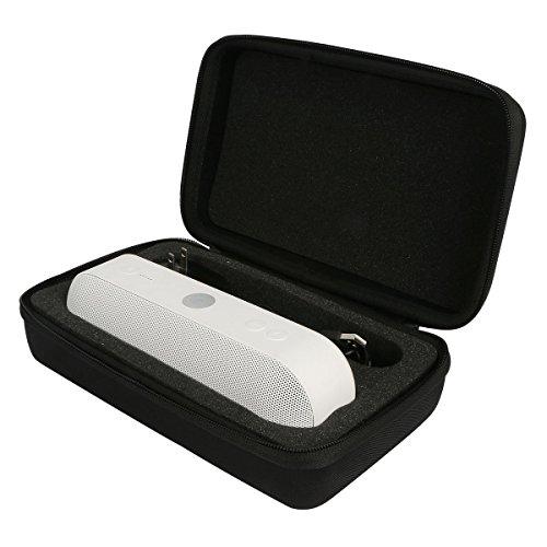 co2CREA EVA stoßfest Reise Lagerung Tasche Taschen Hülle für Beats by Dr. Dre Pill Plus Portabel Bluetooth Wireless Lautsprecher Speaker Mit Netzteil Ladegerät und kabel Lightning