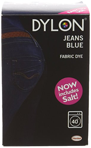 DYLON Machine Dye, Powder, Jeans Blue