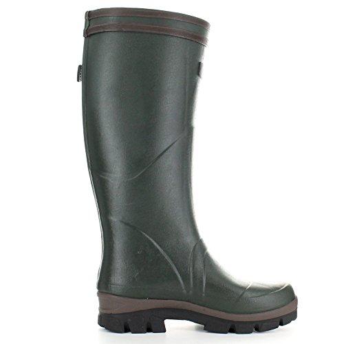 Highlander - Stivali Moorland di neoprene (gomma) da uomo Olive