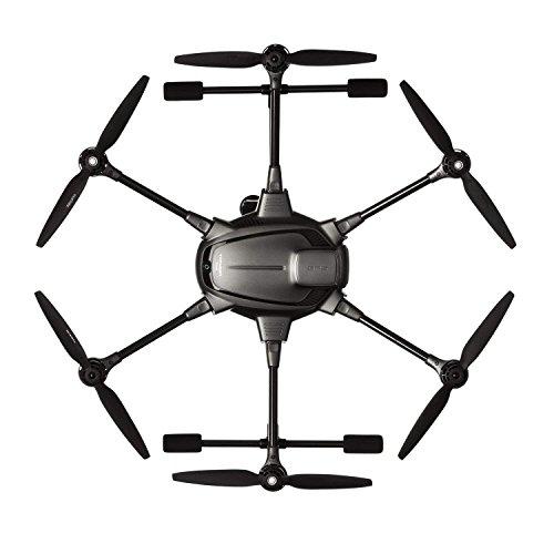 Yuneec Typhoon H Plus Drone con Camera da 1″ per i fotografi et videograf, Grigio - 6