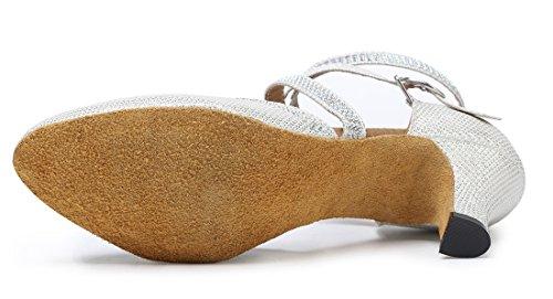 TDA - Peep-Toe donna 6cm White