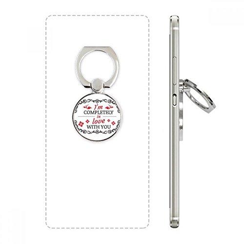 anz verliebt in Sie Valentine Handy-Ring Ständer Halter Halterung Universal-Smartphones Unterstützung Geschenk ()