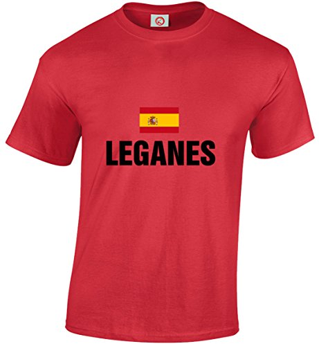 T-shirt Leganes Red