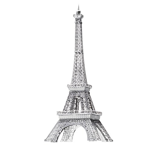 Unbekannt Metal Earth: ICONX: Eiffel Tower