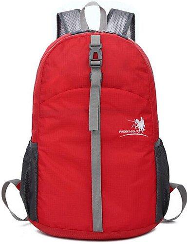 HWB/ 30L L Tourenrucksäcke/Rucksack / Radfahren Rucksack / Armband-Tasche / Rucksack Camping & Wandern / Klettern / Reisen / Schule Outdoor Red
