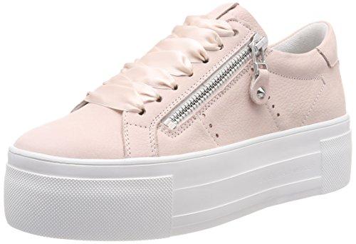 Kennel und Schmenger Schuhmanufaktur Top, Sneaker Donna Pink (Peach Sohle Weiß)