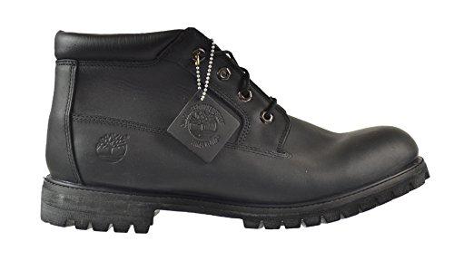 Timberland Waterproof Chukka Men s Boots Black 23060  13 D M  US