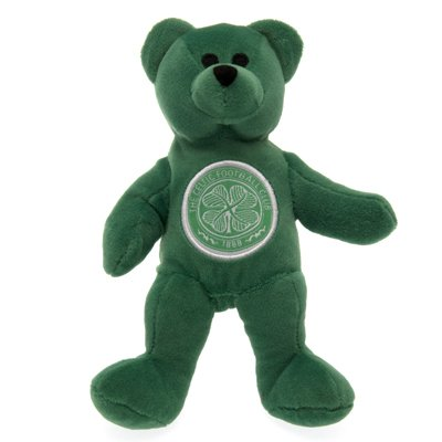 Celtic-FC-Official-Product-Beanie-Bear-Club-Crested-New-20cms-Soft