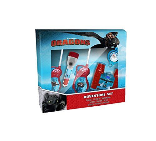 Joy Toy 76065' Dragons Adventure Set, Dunkelblau