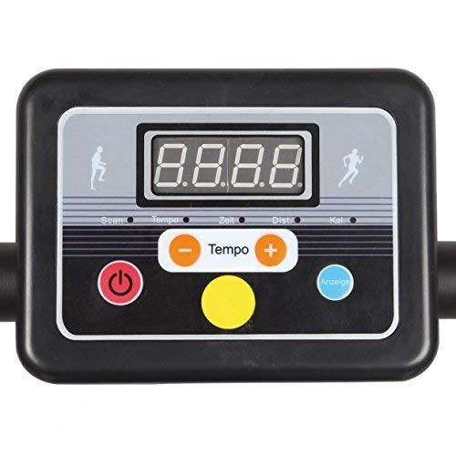 Elektrisches Laufband mit Haltegeländer Bild 6*