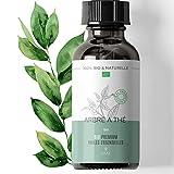 50ml Huile Essentielle d'Arbre à thé BIO (Tea tree/Melaleuca alternifolia) - 100% Pure, Naturelle et Biologique - Embouteillée en France