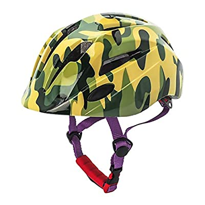 OLEEKA Kids Cycle Helmet, Boys Girls Skateboard Scooter Bike Helmet, LED Tail Light Children Mountain Road Bike Helmet by OLEEKA
