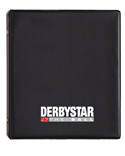 Derbystar Giocatore Pass Cartellina con Nero, Standard
