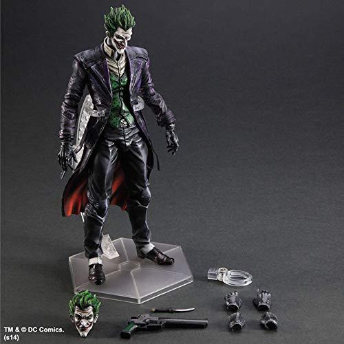 Zhou.Dream team Spielen Arts Änderungen Batman Arkham Herkunft PA Änderung Clown Joker kann Hand Modell tun