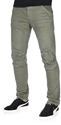 G-STAR RAW 5620 3d Slim Coj, Pantalon Homme Olive
