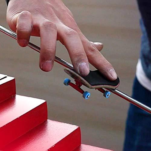Rosepoem Professional Mini Fingerboards Finger Skateboard -