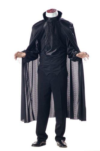 California Costumes Koploser Reiter Kostüm 00742,Schwarz,Adult/XL (44-46)